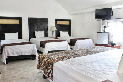 Hotel B&B by Playa del Karma rom bilder
