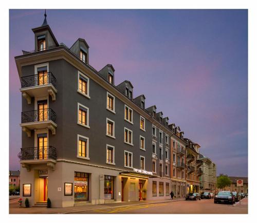 . Trip Inn Zurich Hotel