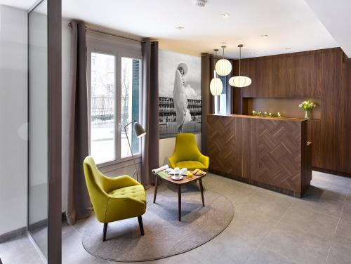 Best Western Plus 61 Paris Nation Hotel impression