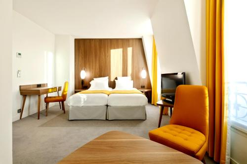 Best Western Plus 61 Paris Nation Hotel photo 33