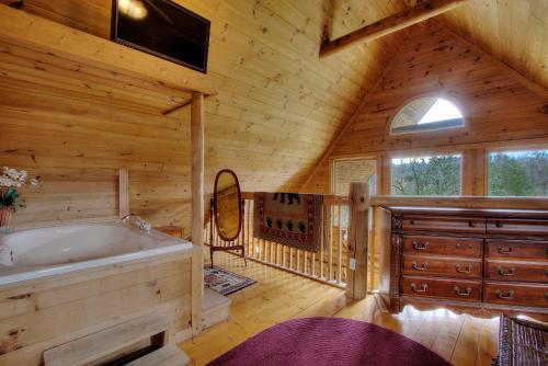 A Moonlight Ridge  162   One Bedroom Cabin