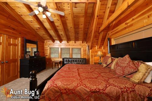 Dream Come True  555   Five Bedroom Cabin