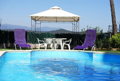 Sant Ponc Villa Sleeps 7 Pool