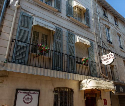 Hotel Mignon - Hôtel - Avignon