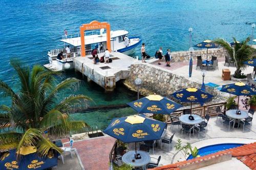 Barracuda, Cozumel