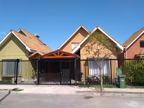 Casa de veraneo Peñaflor Foto principal