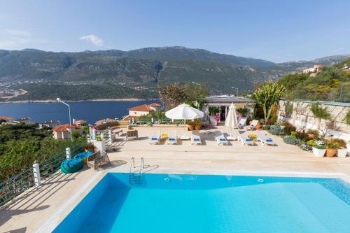Yeniköy Yenikoy Villa Sleeps 12 Pool Air Con WiFi contact