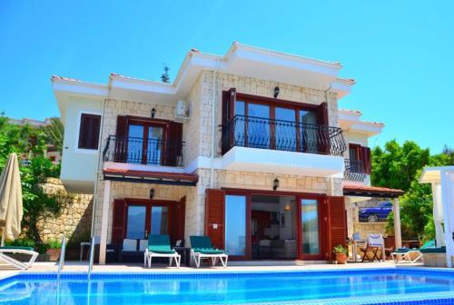 Yeniköy Yenikoy Villa Sleeps 8 Pool Air Con WiFi yol tarifi