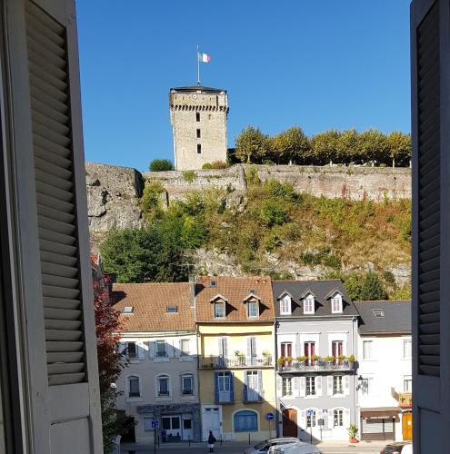 18 rue des petits fossés - 5 - Location saisonnière - Lourdes
