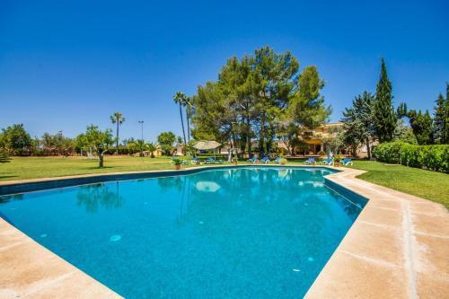 Inca Villa Sleeps 9 Pool Air Con Wifi