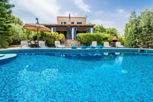 Inca Villa Sleeps 15 Pool Wifi