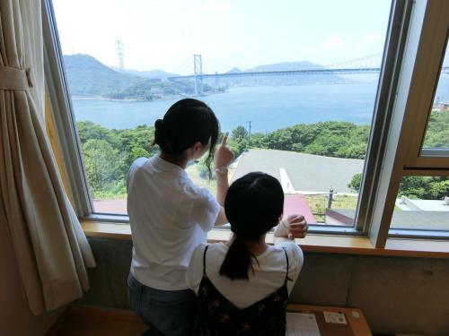 下關海峽之風火山青旅 Shimonoseki Hinoyama Youth Hostel