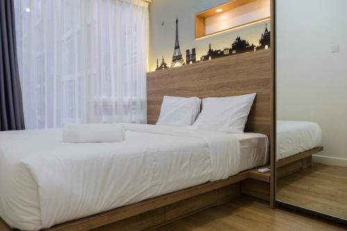 . Elegant 1BR at Landmark Residence near 23Paskal By Travelio