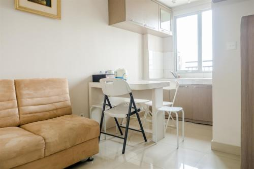 Strategic 2BR at Sudirman Suite Apartment By Travelio, Bandung