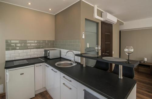 Apartament z 1 sypialnią (One-Bedroom Apartment)