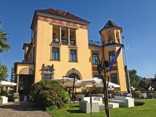 . Camin Hotel Luino