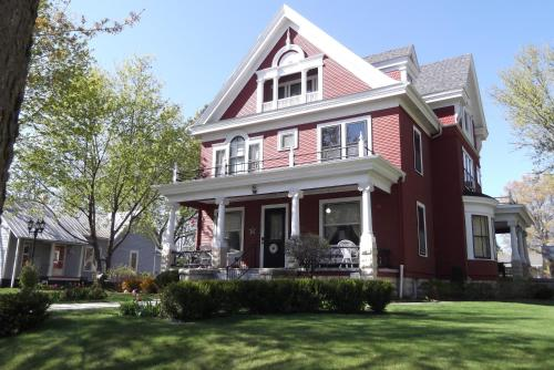 Franklin Victorian Bed and Breakfast - Sparta