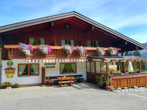 Berghof Felder - Apartment - Kleinwalsertal