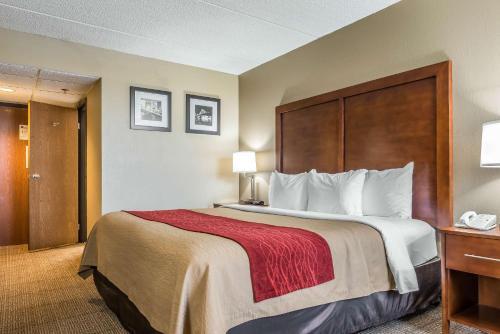 Comfort Inn Cranberry Twp. - Mars, PA 16046