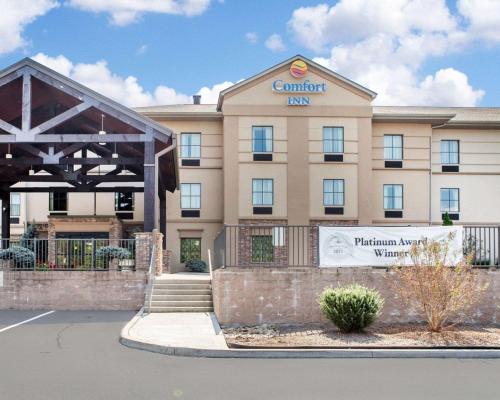 Comfort Inn Harriman - Harriman, TN 37748
