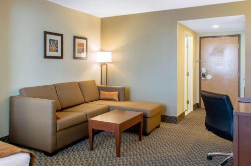 Comfort Inn & Suites Biloxi-d'iberville