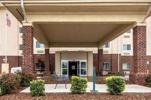 Sleep Inn & Suites Huntsville near U.S. Space & Rocket Center