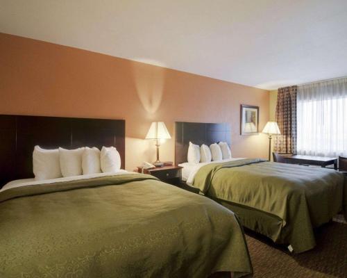 Quality Inn Russellville - Russellville, AR 72811