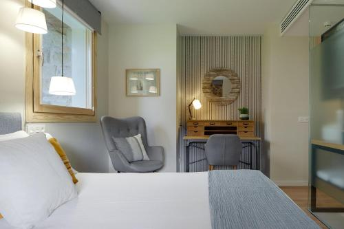 Superior Double Room - single occupancy Heredad de Unanue 5