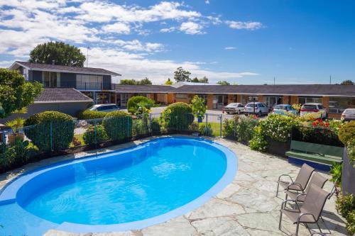 Middle Park Motel - Accommodation - Blenheim