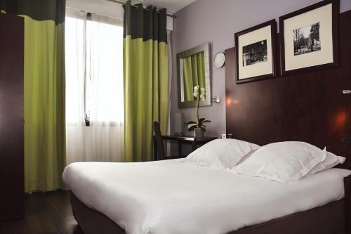 Sure Hotel by Best Western Annemasse (ex Hôtel de la Place) - Hôtel - Annemasse
