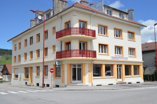 Hôtel Timgad - Hotel - Gérardmer
