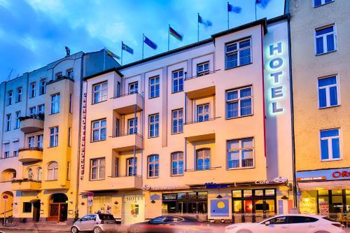 Art Hotel Charlottenburger Hof Berlin