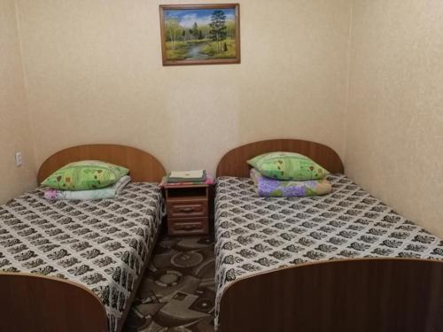 . Apartment on Leningradskaya 25