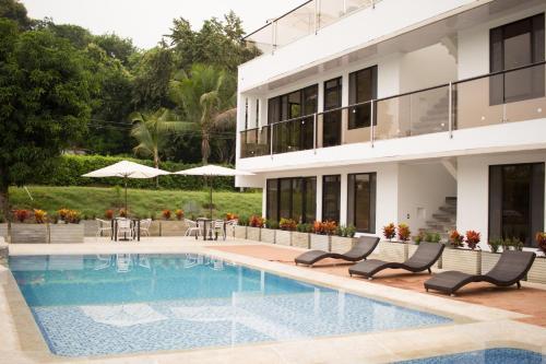 . Villa Campestre Numbana Melgar