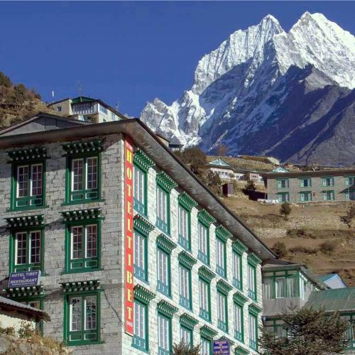. Hotel Tibet (Namche Bazar)
