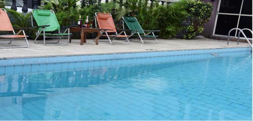 Christine by Nno Hotels & Resorts salas fotos