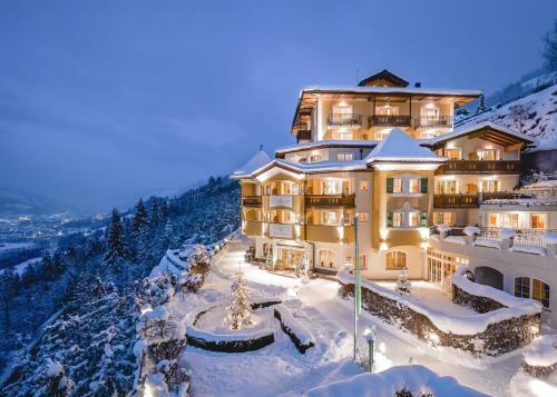 Hotel AlpenSchlössl St. Johann i.Po.-Alpendorf