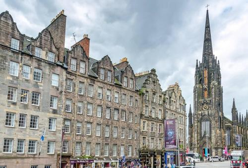 Heart Of Old Town 3Bd - St Mary'S Street (Sleeps6)