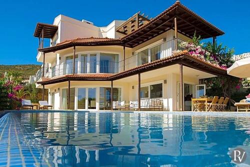 Kalkan Kalkan Villa Sleeps 12 Pool Air Con WiFi indirim kuponu