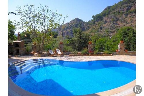 Orhaniye Marmaris Villa Sleeps 8 Pool Air Con WiFi online rezervasyon