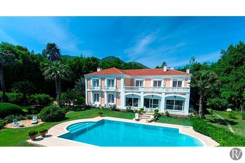 Hisarönü Marmaris Villa Sleeps 7 Pool Air Con WiFi ulaşım