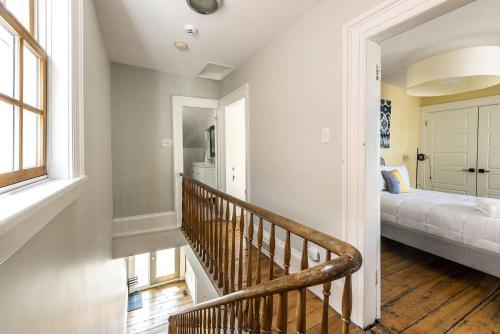 Downtown Hfx Heritage Home with Luxury Finishes - Halifax, NS B3K3W4