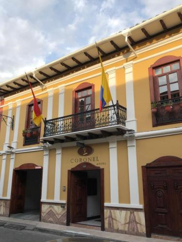 . Hotel NASS Casa Coronel