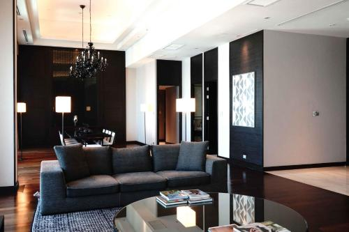 Royal Suite, Club level, 2 Bedroom Penthouse Suite