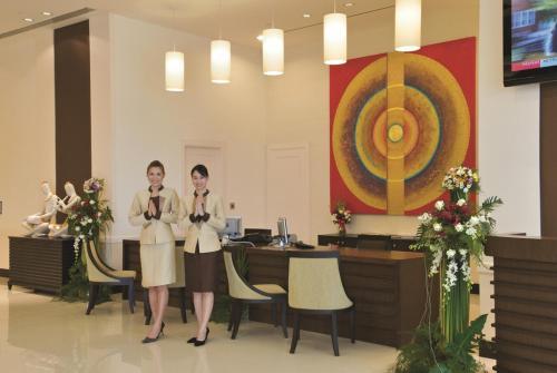 The Narathiwas Hotel & Residence Sathorn Bangkok photo 7
