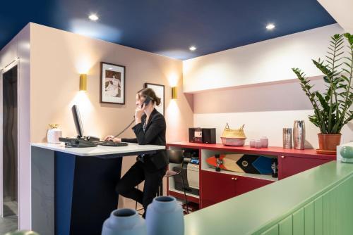 Aparthotel Adagio Paris Haussmann photo 27