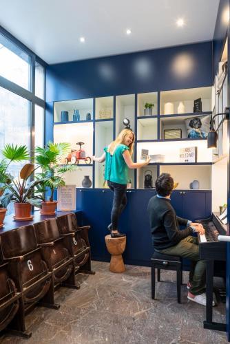 Aparthotel Adagio Paris Haussmann photo 34