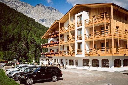 Hotel Gertraud - Solda