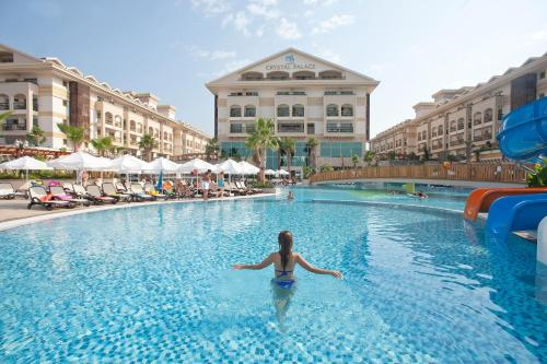 Side Crystal Palace Luxury Resort & Spa - Ultra All Inclusive