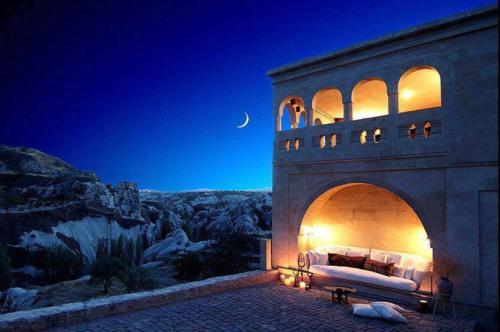 Nevsehir Hatti Cappadocia Hotel odalar